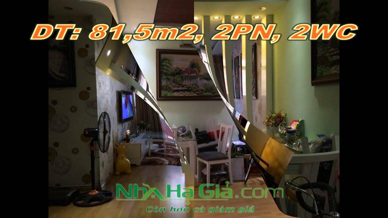 Bán chung cư Khánh Hội 3. DT 82m, nhà đẹp, bán giá 2360 tỷ