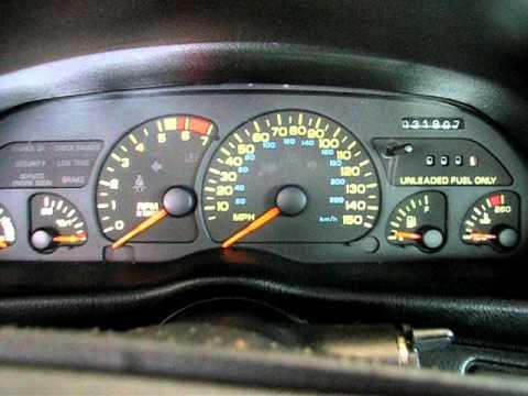 1993 Chevrolet Camaro Z28 Lt1 Stk P2332a For Sale At