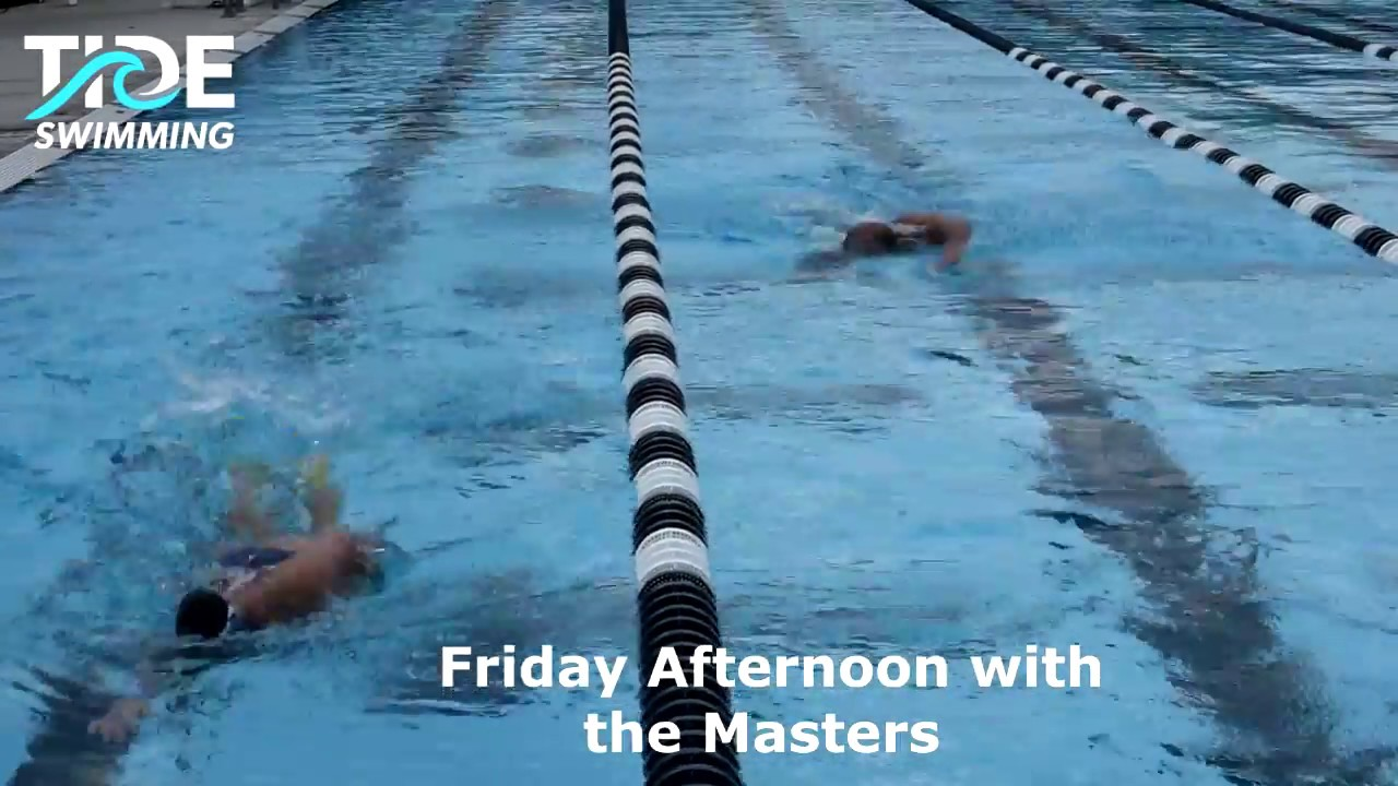 Tide Swimming :: Masters