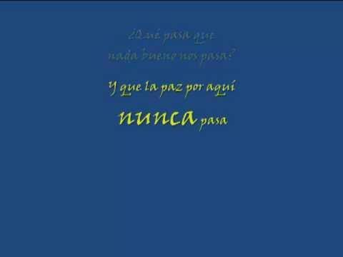 ¿Qué Pasa? – Juanes – Canción + Letra