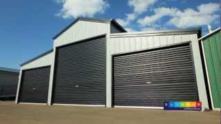Rainbow Building Solutions - Garages And Sheds Feature (720p)