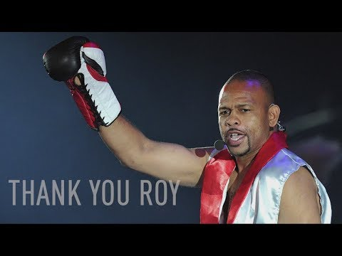 Thank You Roy