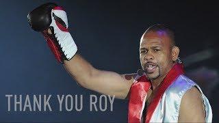 Thank You Roy