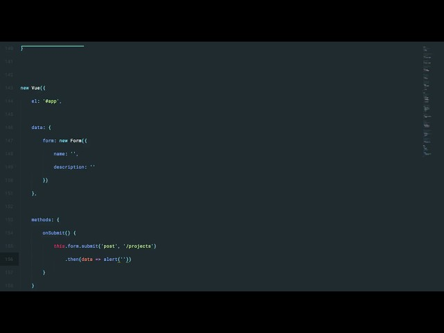 Learn Vue 2: Part 21 - Object Oriented Forms Part 3
