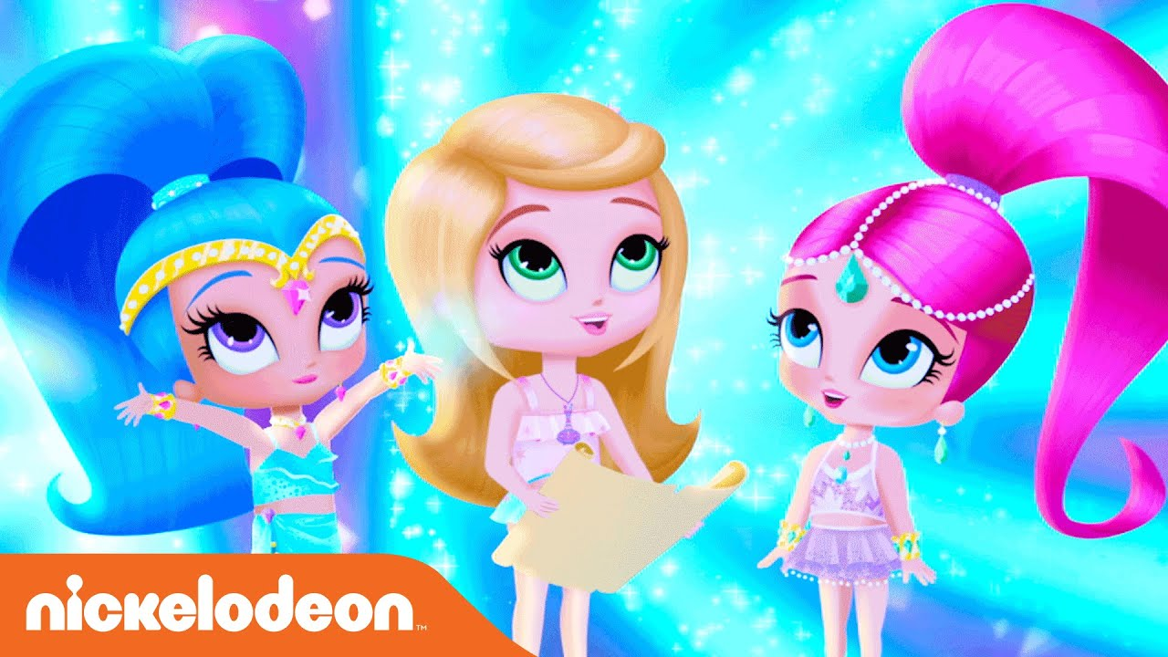 Shimmer And Shine Official Trailer Nick Jr