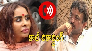 Sri reddy call recording leaked about pawan kal...