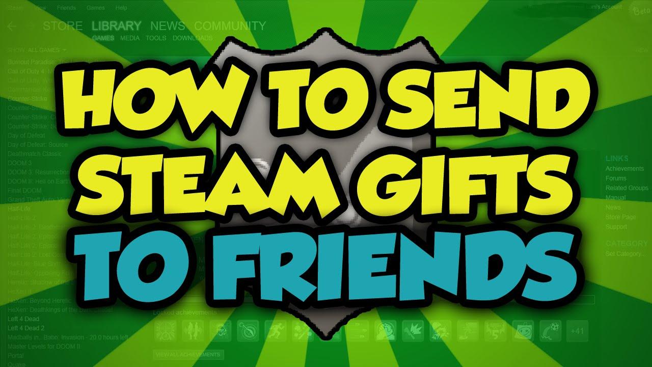 Help friends by sending a gift