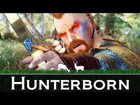 Skyrim Mods: Hunterborn