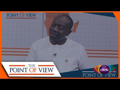The Point of View with Ghana's Finance Minister Ken Ofori-Attah