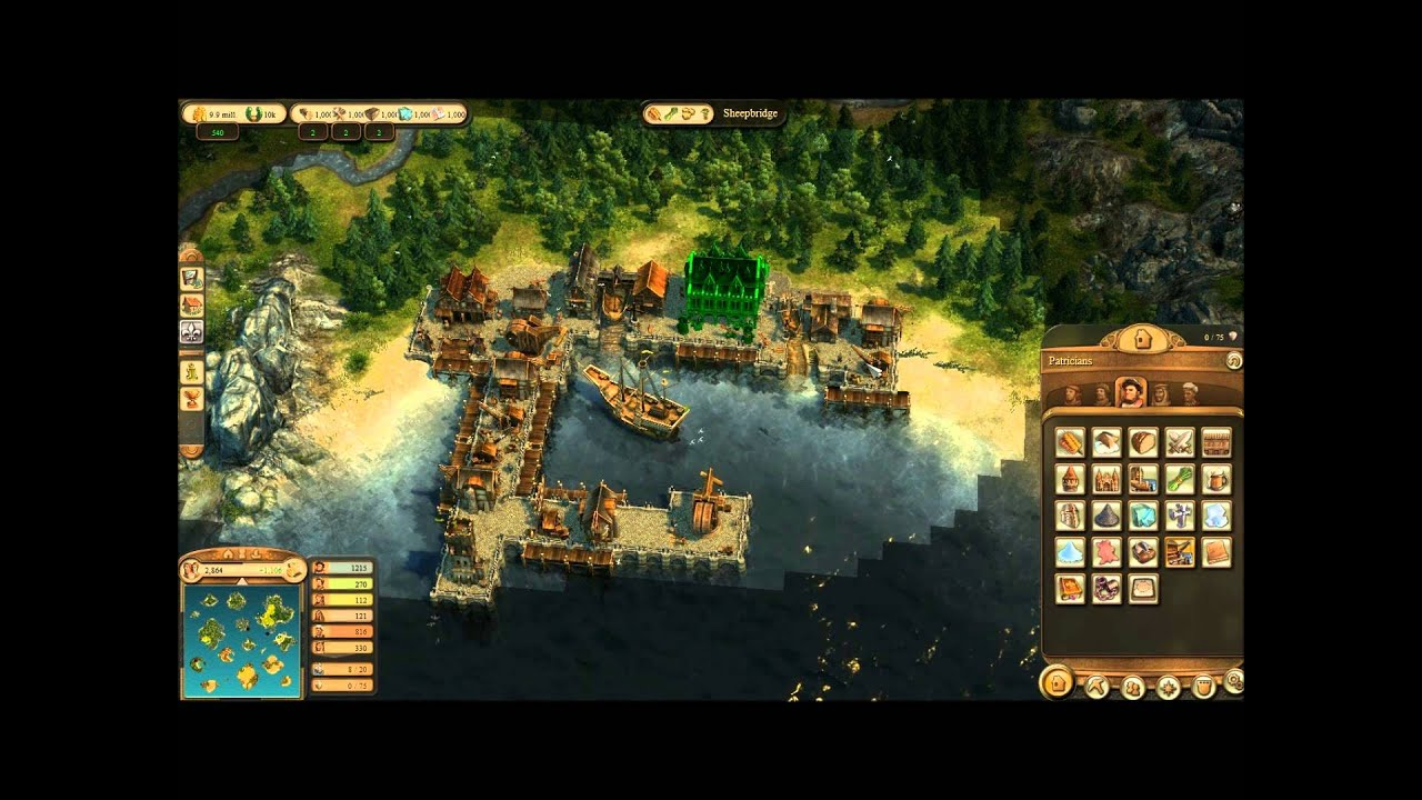 Anno 1404 gameplay mt x mega trainer funnydog gumiabroncs Image collections