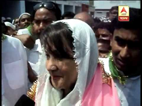 Moonmoon Sen, election campaign