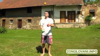 Žonglování - dvojité jo-jo