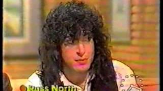Tredegar ( NWOBHM ) Interview in 1986