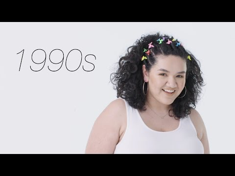100 Years of Hair Accessories | Glamour