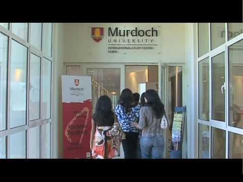 Murdoch Dubai Corporate Video