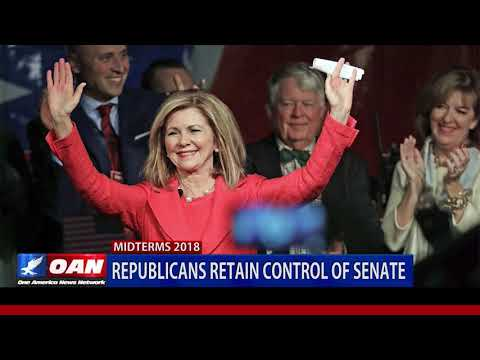 Midterms 2018: Republicans retain control of Senate