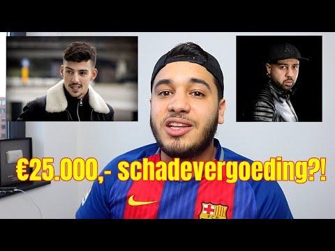 SALAHEDDINE VS BOEF RECHTSZAAK! | YOUSTOUB