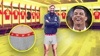 The incredible anecdote about Jürgen Klopp and CR7's underwear - Oh My Goal