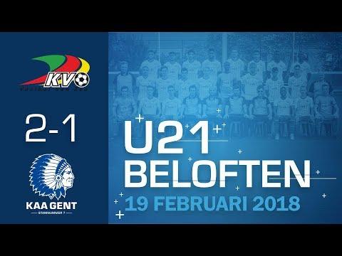 🐺U21: KV Oostende - KAA Gent (2-1)