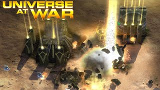 Masari Battles - Universe at War: Earth Assault Multiplayer Gameplay