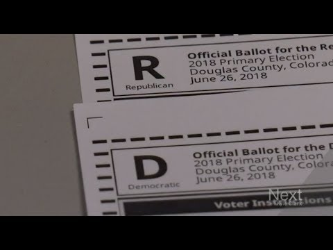 Watch This If You're An Unaffiliated Voter In Colorado