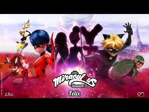 MIRACULOUS | 🐞 FELIX - OFFICIAL TRAILER 🐞 | Tales of Ladybug and Cat Noir
