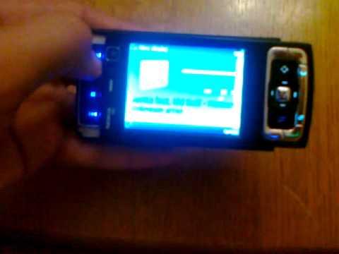 Nokia N95 Music Player