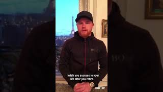 Canelo Alvarez's final message for Miguel Cotto (Video: Golden Boy Promotions)