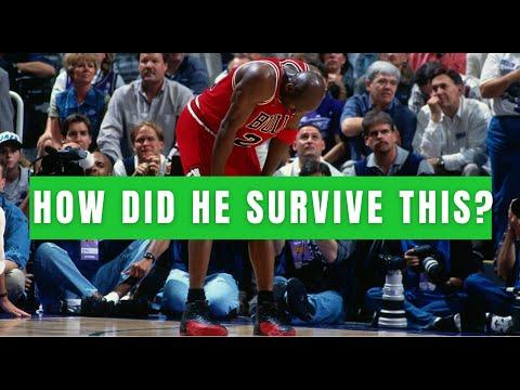 Michael Jordan & The Physical PUNISHMENT He Had To Go Through