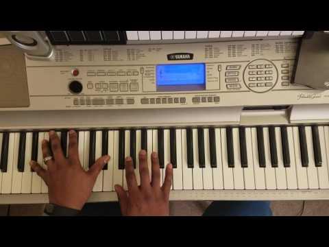 "Usher, Lil' Jon, & Ludacris ""Lovers & Friends"" easy piano tutorial"