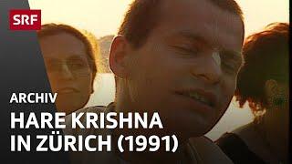 Hare Krishna Bewegung Zürich | Religiöse Bewegungen in der Schweiz | SRF Archiv