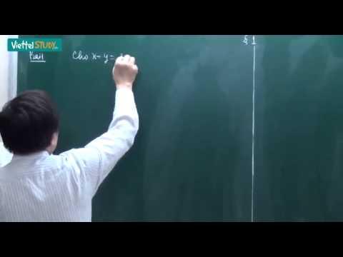 Ôn thi tuyển lớp 10 toán bất đẳng thức - cực trị Bài 01 Bài tập sử dụng bất đẳng thức cơ bản Tiết 1