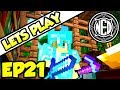 Minecraft 1.14 Let's Play Ep. 21: All Diamond Movie (TheNeoCubest)