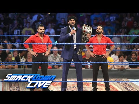 6/13/2017 wwe smackdown live analysis - 0 - 6/13/2017 WWE SmackDown Live Analysis – Tag Teams, Lana, MITB