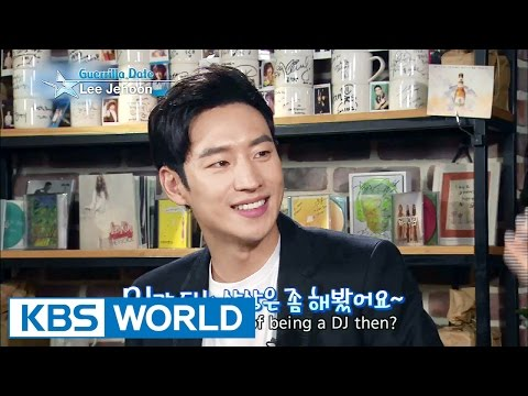Guerrilla Date with Lee Jehoon [Entertainment Weekly / 2016.04.29]