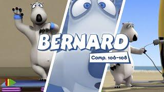 Бернард - 106-108 | Compilation  | Мультфильмы |