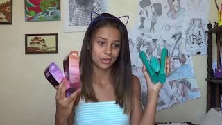 Покрасила волосы в синий) Как покрасить волосы тоникой