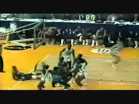 Michael Jordan vs Georgetown 1982 NCAA Finals