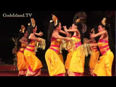 Traditional Balinese Dance HD