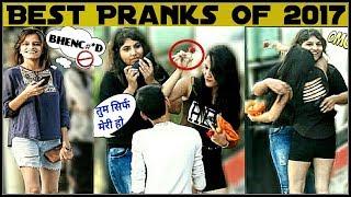 BEST PRANKS OF 2017  In Jaipur !! best prank compilation by 3 jokers !! PRANKS IN INDIA