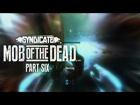 Black Ops 2 Zombies 'Mob Of The Dead' *Afterlife Aggravation! Gameplay Live w/Syndicate (Part 6)
