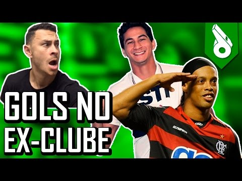 TOP10 - GOLS NO EX-CLUBE - FRED +10