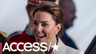Kate Middleton Steps Out In Style At Royal Military Celebration Ahead Of Trooping Of The Colour