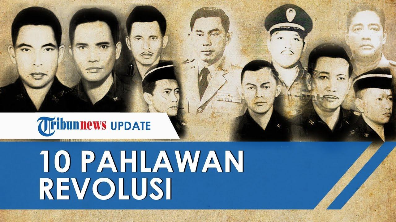 Gambar Dan Penjelasan Pahlawan Revolusi