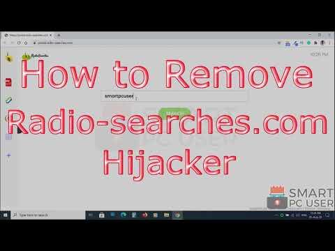 How to Remove Radio-searches.com Hijacker (Chrome & Firefox)