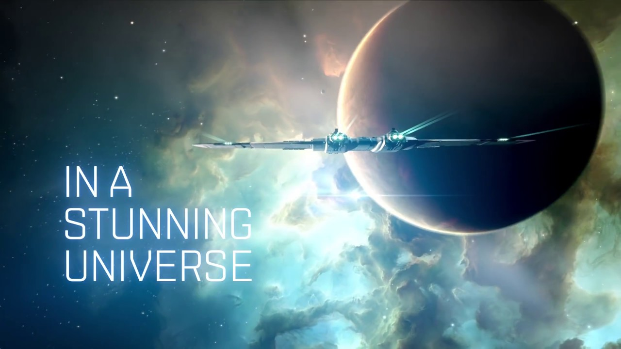 EVE Online - Explore Thousands of Star Systems