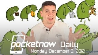 Android 5.0 Rumors, Iphone 5 World Expansion, Htc Titan Iii Leaks & More - Pocketnow Daily