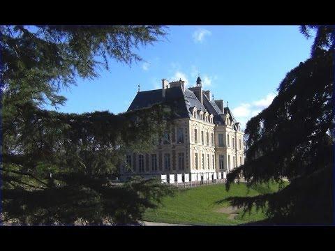 Le château de Sceaux