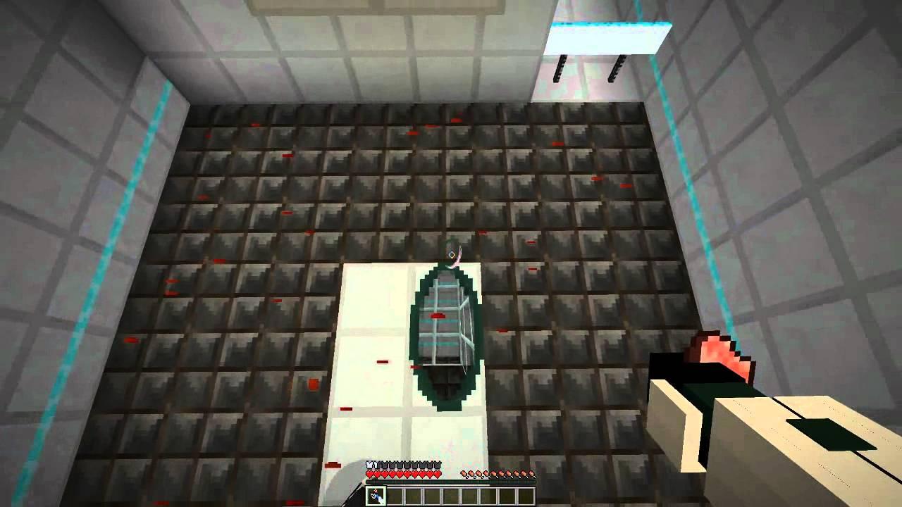 minecraft laboratory maps
