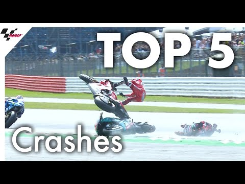 Top 5 Crashes Of 2019